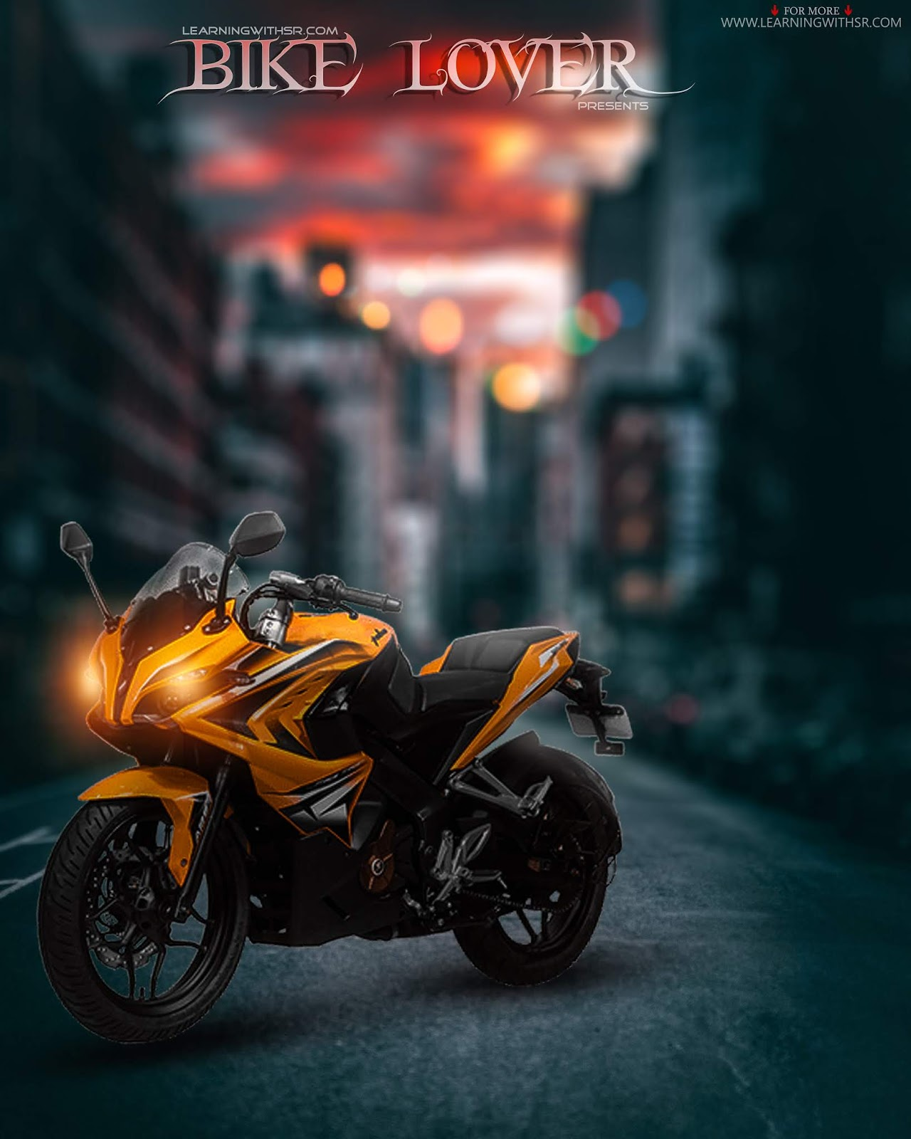 Bike photo editing background download