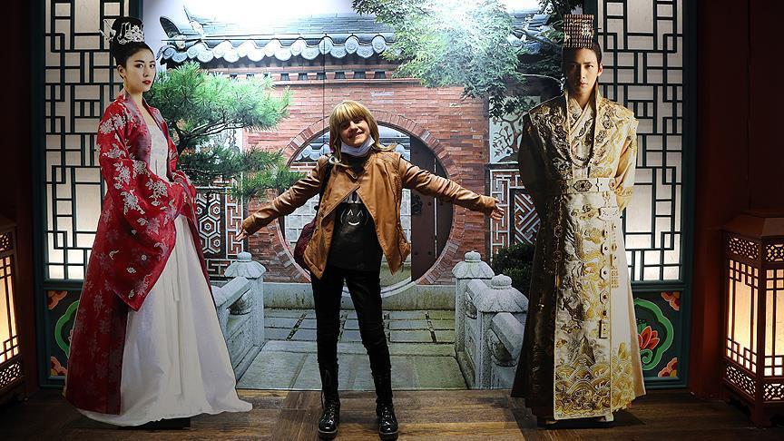 Ayşe Havin Baldaz, Güney Kore Hayaline Kavuştu!