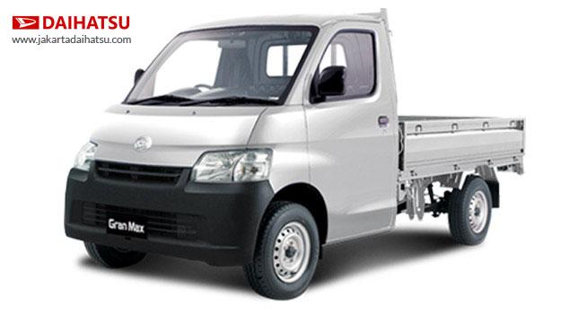 Daftar Harga Mobil Daihatsu Gran Max Pick Up 2017