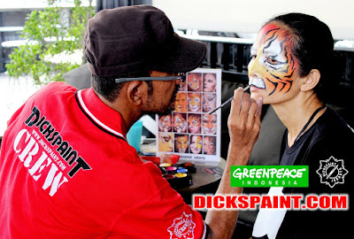 make up animal jakarta