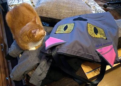 DIY torebka kot - jak uszyć torebkę z zapięciem