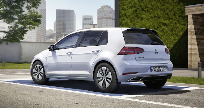 36kWh VW e-Golf