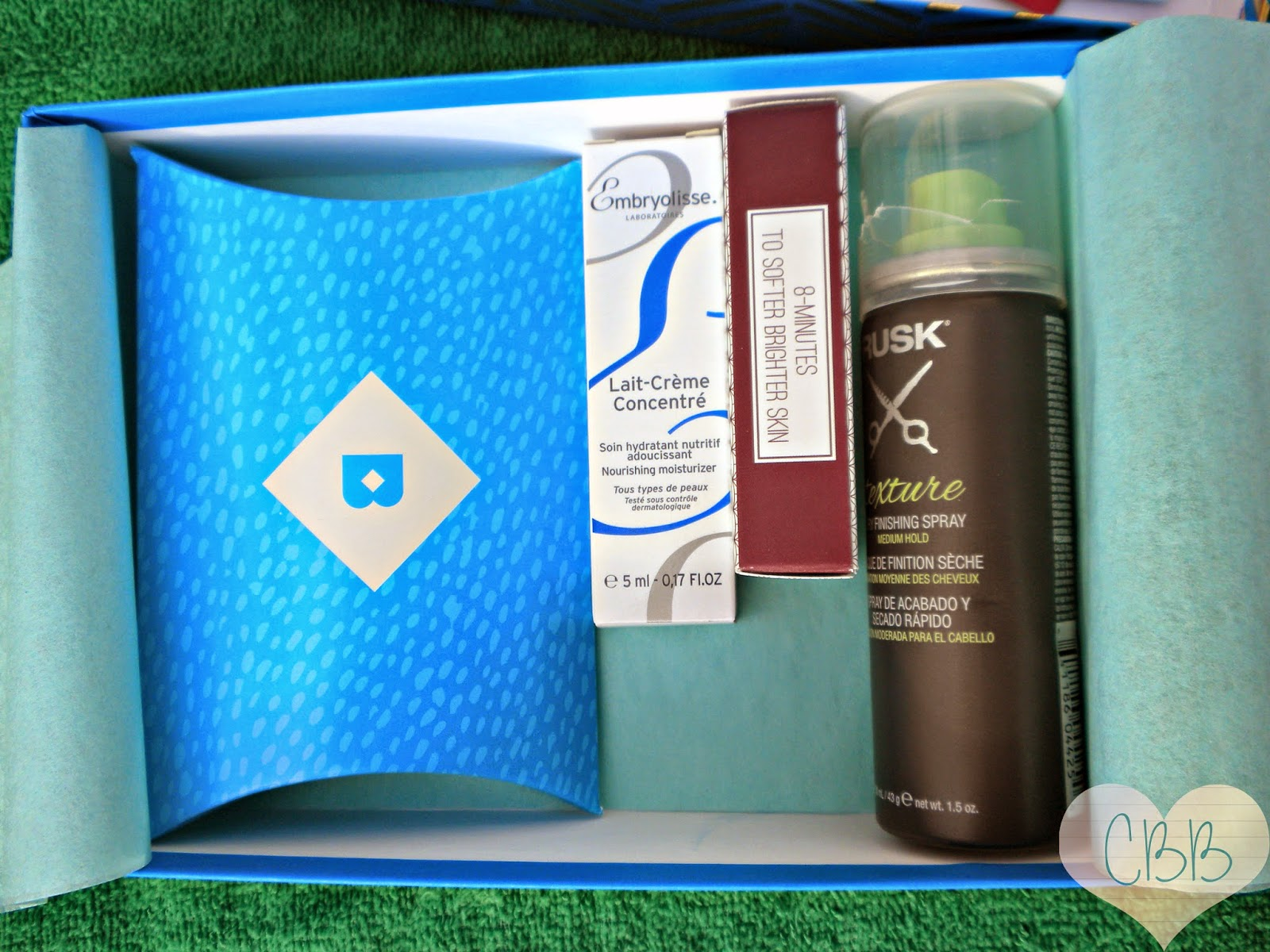Birchbox: December 2014 Review