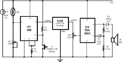 Schematic Volt: Super Fire Alarm Wiring diagram Schematic