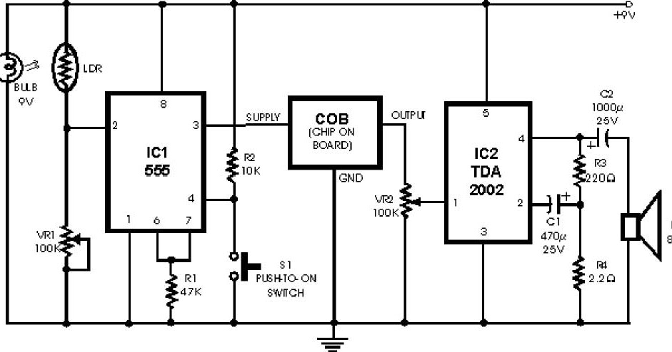 2v to 25v power supply schematic rise