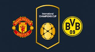 Prediksi Manchester United vs Borussia Dortmund - Tur China ICC Jumat 22 Juli 2016