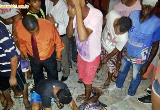 Jovem é morto com vários tiros em Itagimirim