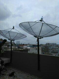 Ahli Pemasangan Parabola Antena tv CCTV Untuk Hotel - Kosan - Wisma - Rumah sakit