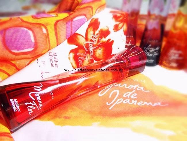 Perfume Morena Flor Avon