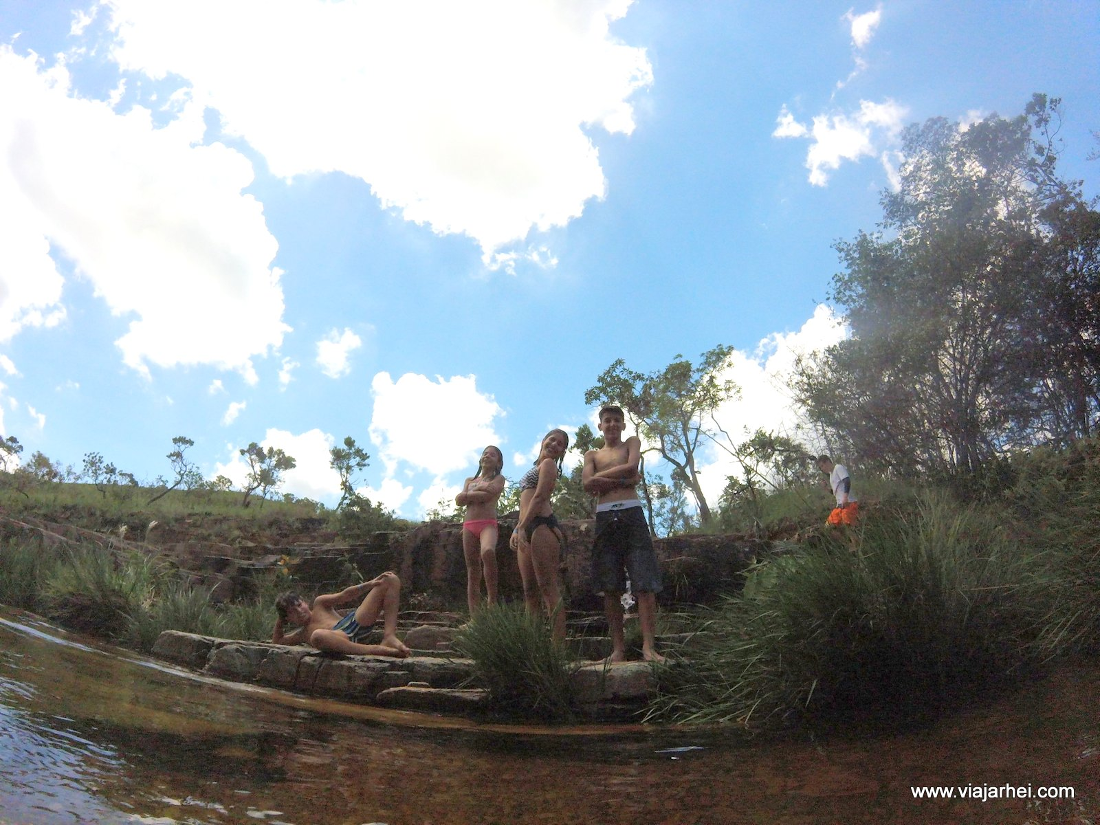 Trilha do Sol - Capitólio - MG - www.viajarhei.com
