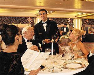 Koliko zaradjuje konobar na brodu