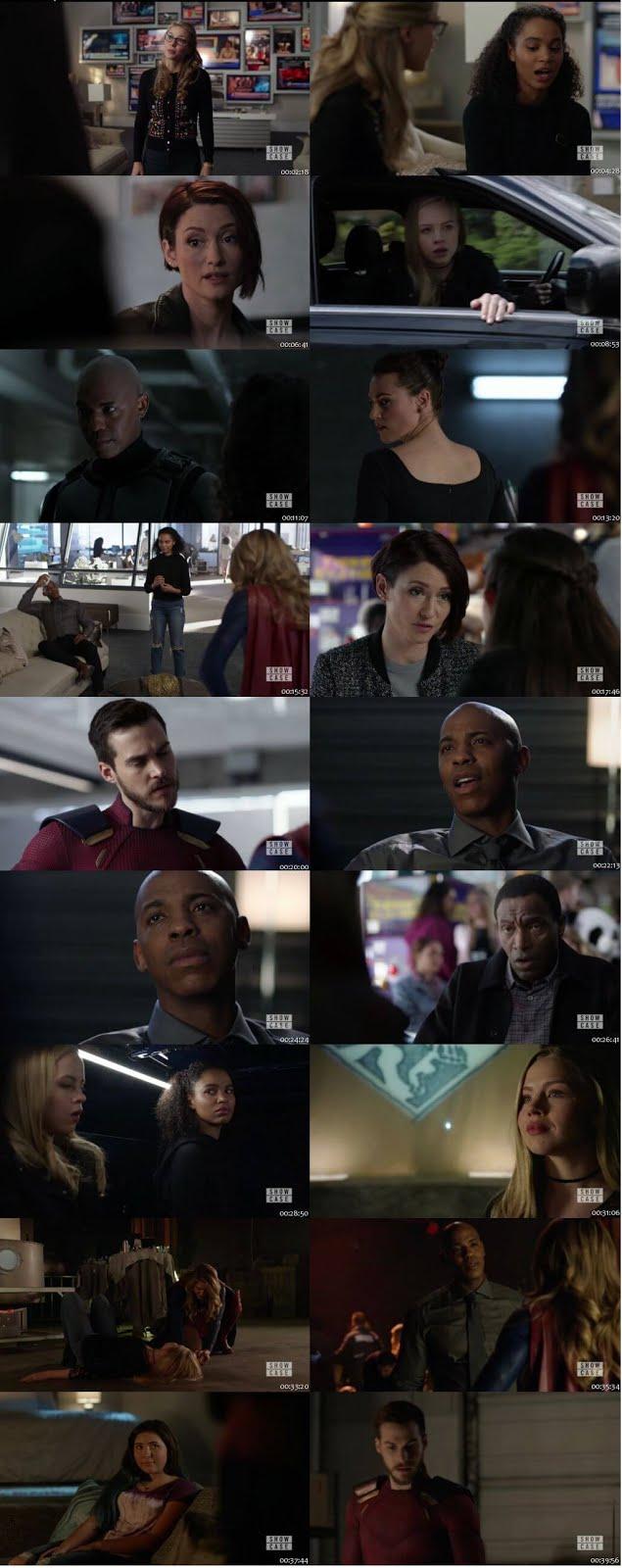 Supergirl S03E19 321MB HDTV 720p x264 1