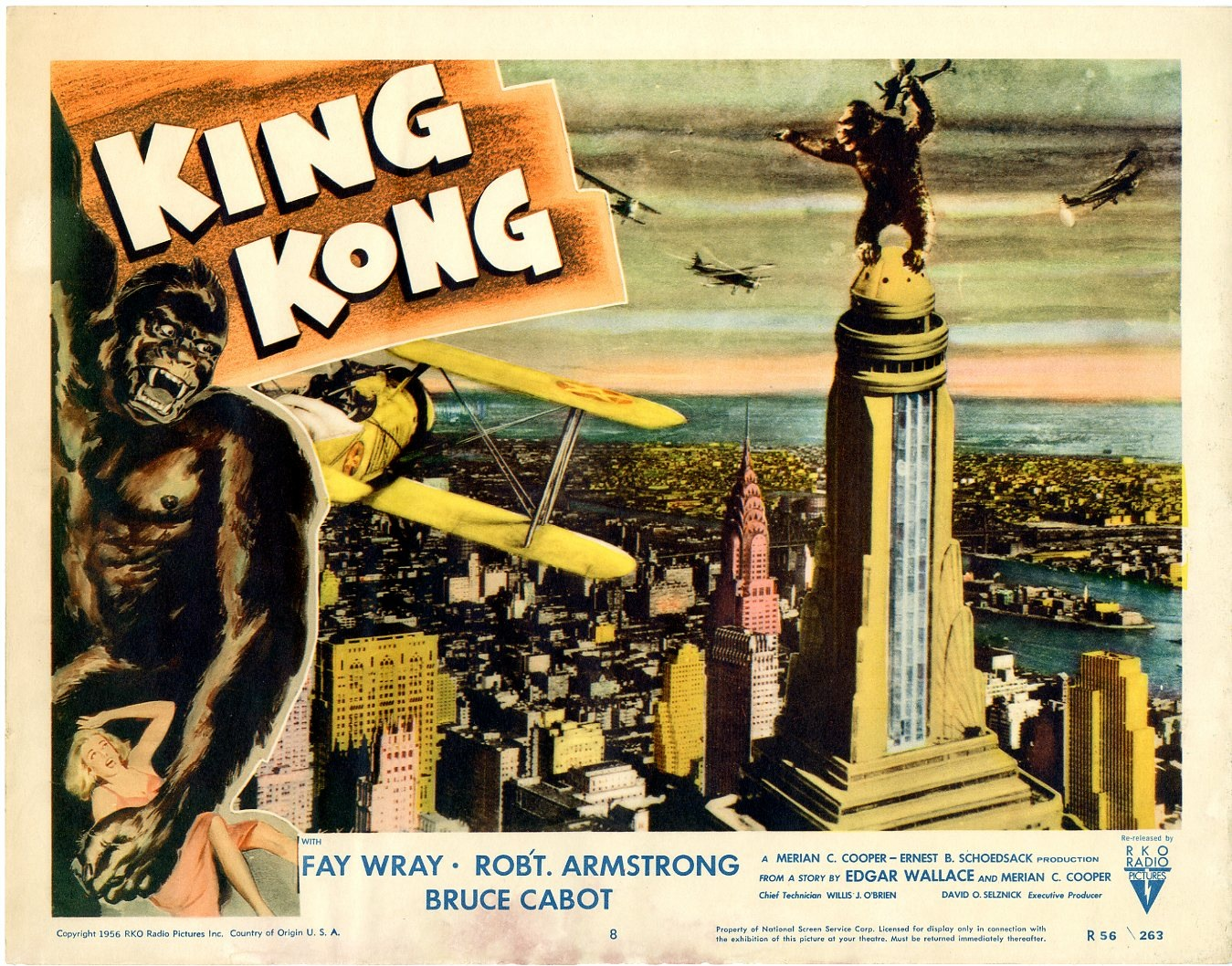 Image result for movie king kong 1933