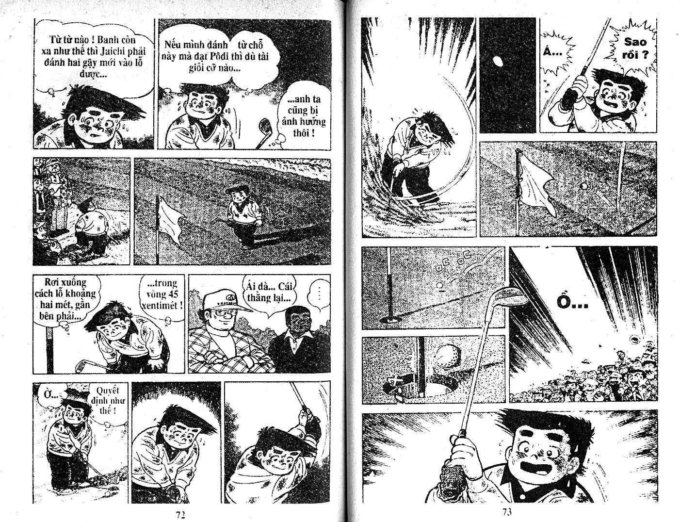 Ashita Tenki ni Naare chapter 20 trang 35