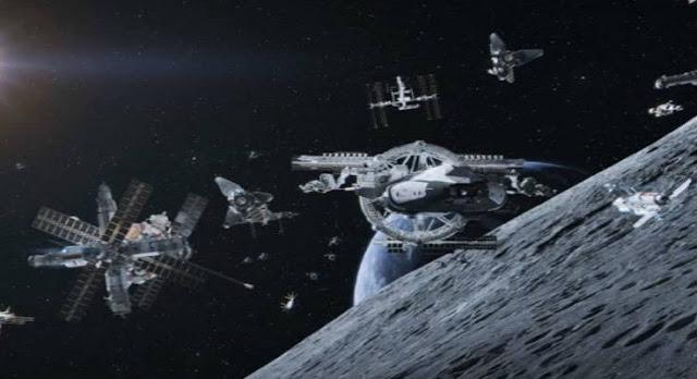 Σύμβουλος της NASA: «Εξωγήινος στόλος έχει φτάσει στη Γη και κρύβεται πίσω από τη Σελήνη» [Βίντεο]