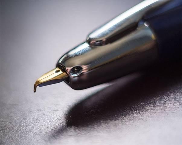 """""""Broken pen"""""""