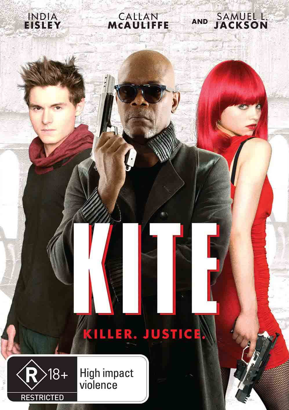 Kite: Anjo da Vingança Torrent – BluRay 720p e 1080p Dublado (2016)