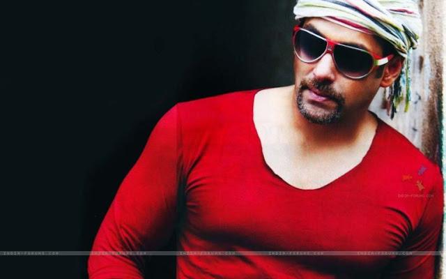 Bollywood Star Salman Khan Dashing Look HD Wallpaper