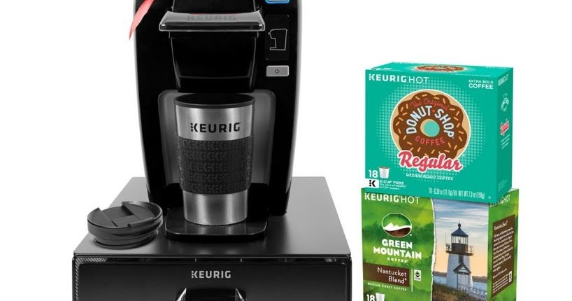 Coupons And Freebies: Keurig K15 Single Serve Coffee Maker Holiday Bundle with 36 K-Cup Pods, 12 ...