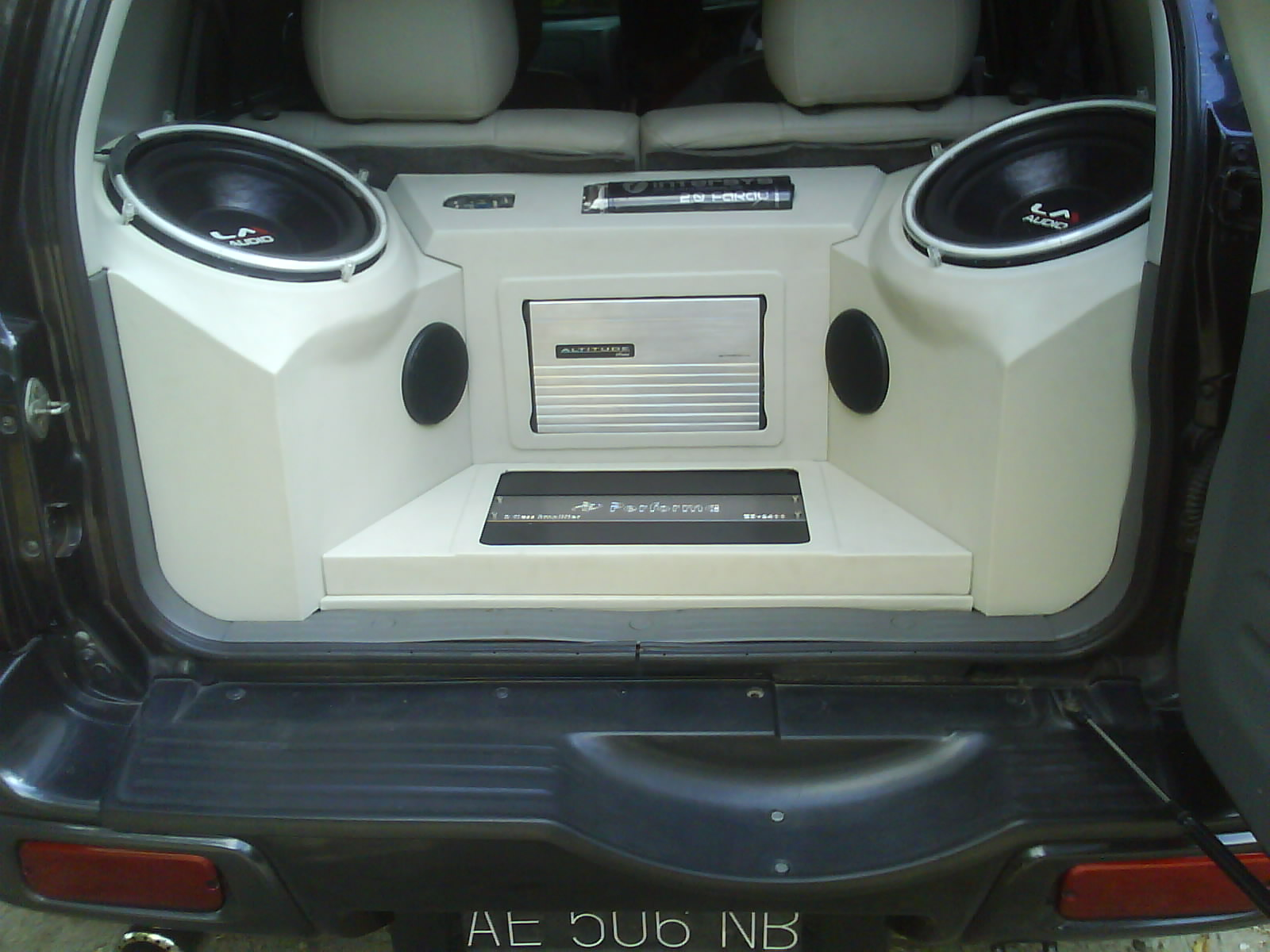 Cara Pengoperasian Audio All New Kijang Innova Trunk Lid Grand Avanza Upgrade Your Car Starzcarz News Review