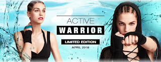 Preview: CATRICE - Active Warrior LE - www.annitschkasblog.de
