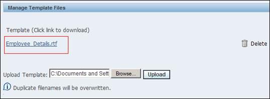 bi publisher data template example - steps to upload rtf template in bi publisher