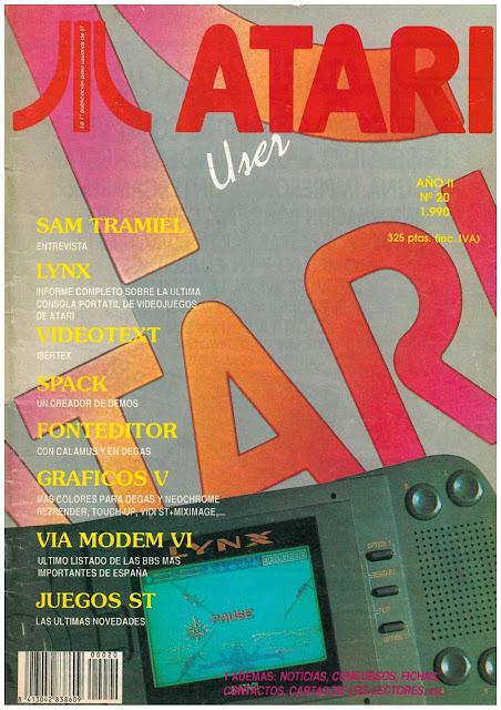 Atari User #20 (20)