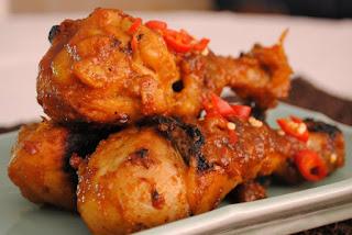 Kuliner Indonesia - Ayam Cincane