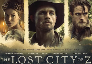 Download Film Gratis The Lost City of Z (2016) BluRay 360p Subtitle Indonesia 3gp