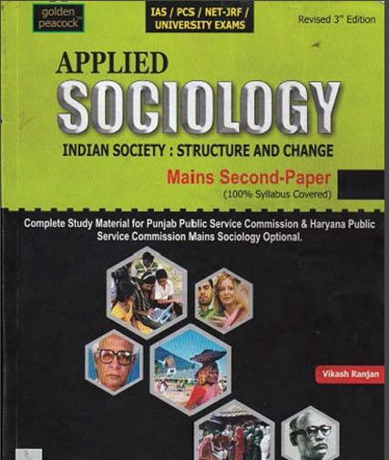 Indian Sociology By Vikas Ranjan