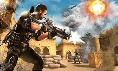 تحميل لعبة Elite Killer SWAT مهكرة للاندوريد