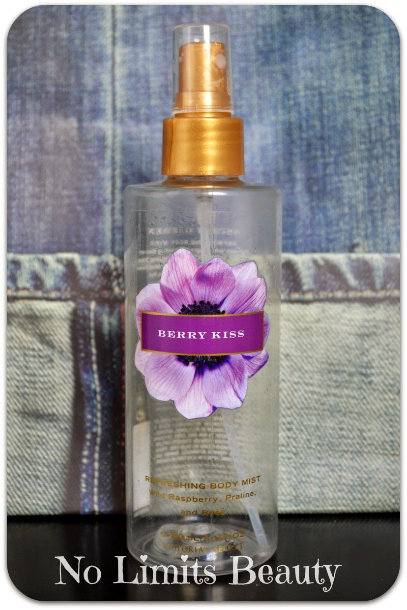 Berry Kiss Body Mist de Victoria's Secret