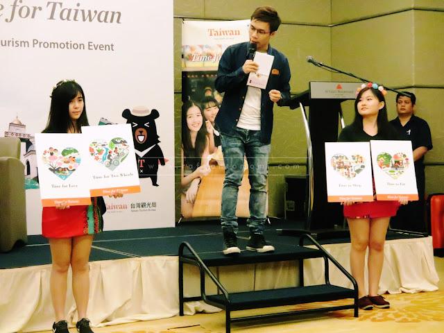 Jom Bercuti Ke Taiwan