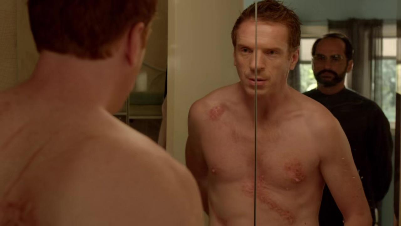 Damian lewis naked