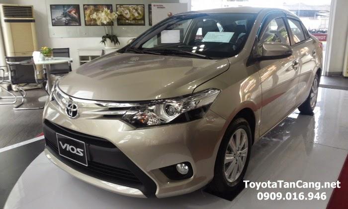 toyota vios 1 5 e toyota tan cang 13 -  - Giá xe Toyota Vios 1.5E khuyến mãi tốt nhất Tp. Hồ Chí Minh