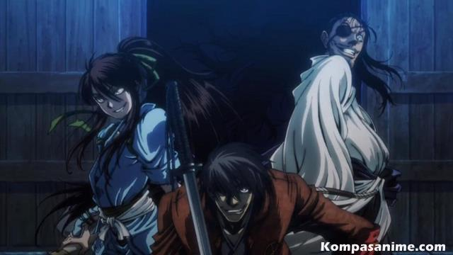 salah satu anime action comedy terbaik