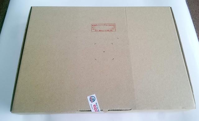 Tất cả sản phẩm Khô Cá Kiên Giang được đóng hộp dán tem niêm phong kèm ngày xuất kho