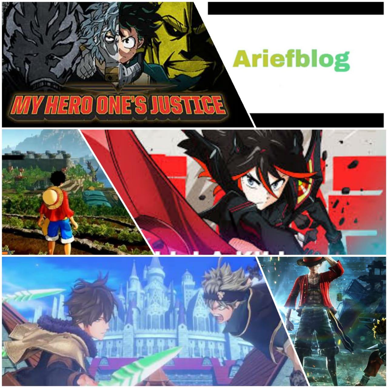 Daftar Game Anime Yang Bakal Rilis Tahun 2019 Ariefblog