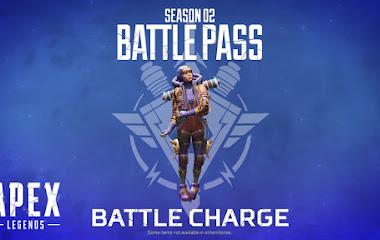 [Apex Legends] Bạn có thể nhận được gì khi hoàn thành Battle Pass Season 2?