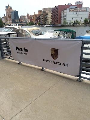 Porsche Vinyl Banner | Banners.com