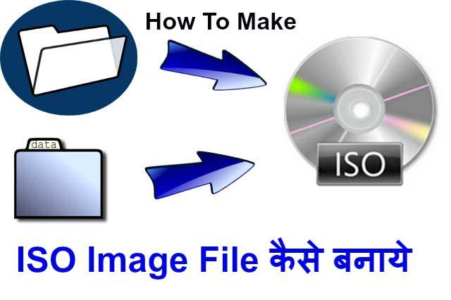 ISO Image File Kay Hai,Image File Kaise Banaye