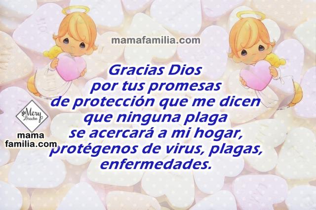 Oración bonita por los hijos pidiendo protección y bendición. Oración de una mamá por sus hijos, frases cristianas por Mery Bracho.