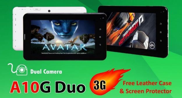 Tablet Treq A10G Dual Kamera