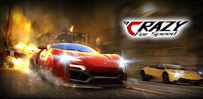 Crazy for Speed MOD (Unlimited Money) APK for Android