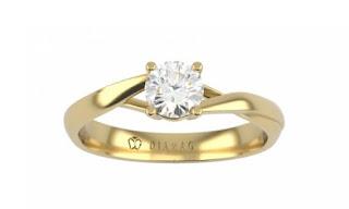 inele de logodna din aur