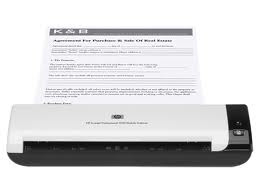HP Scanjet Professional 1000 Drivers Download