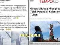 Dikit-dikit Intoleran, Kalian Lagi Bela Indonesia Atau Bela China???