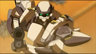 Full Metal Panic! The Second Raid Arbalest