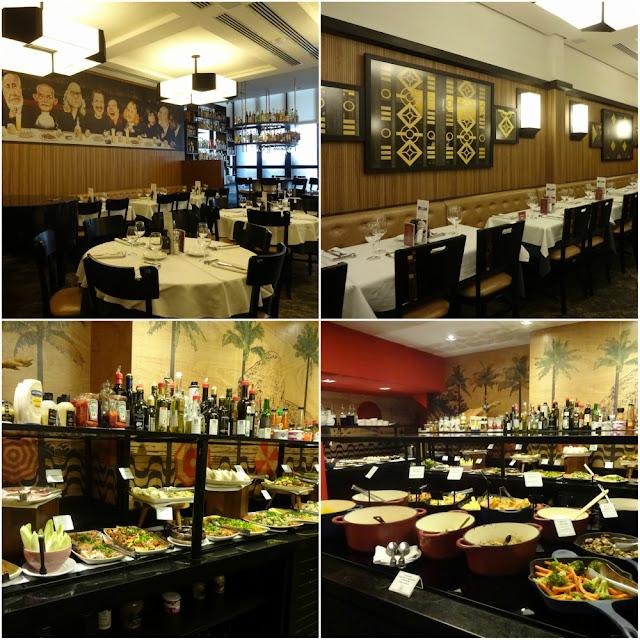 Onde comer e se divertir no Rio de Janeiro? Churrascaria Palace