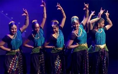 Shiva Stotram Fusion dance – Norway tamil film festival. 2015